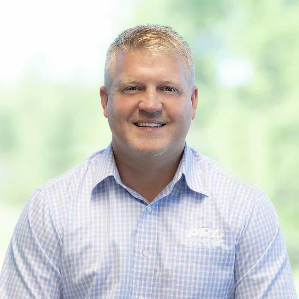 Matt Johnson Board Presideent