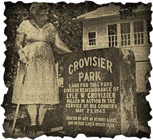 Mrs. Bernice Crovisier