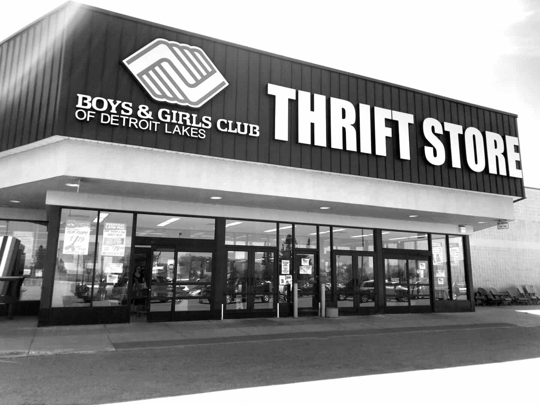 2020 Boys & Girls Club Thrift Store