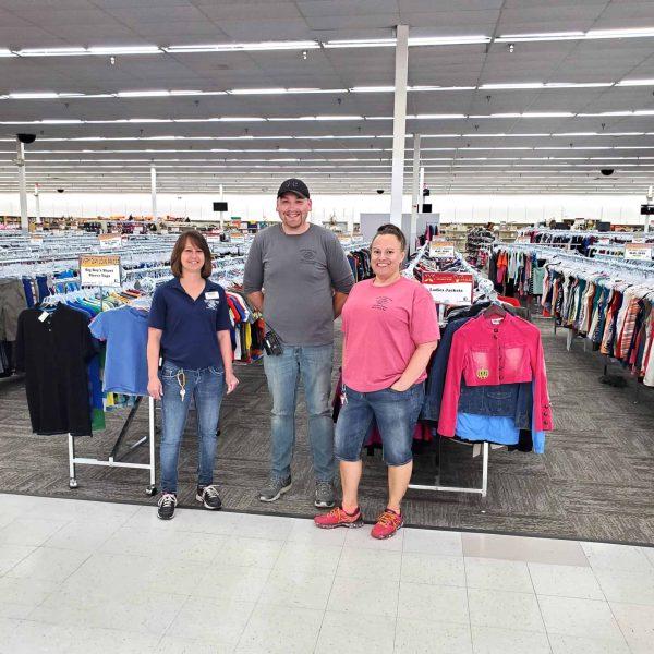 Thrift Store & MORE Management Team